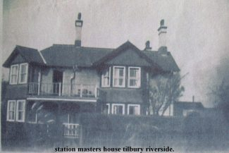 The Station Master's House