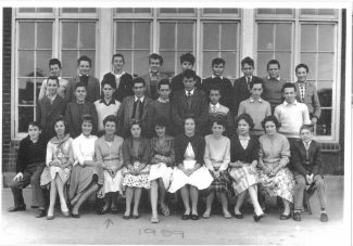 St Chads School, 1959