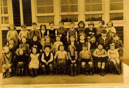 Manorway School - 1952