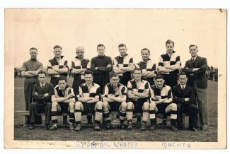 Tilbury FC 1946-7 | Graham Sutcliffe