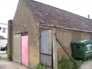 The Bairds Bakery ovens | from John Smith