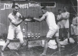 Jim & Bob Jackson's Boxing Club | John Smith