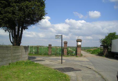 The Tilbury Go-Kart Track