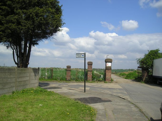Tilbury Go-Kart entrance | from John Smith