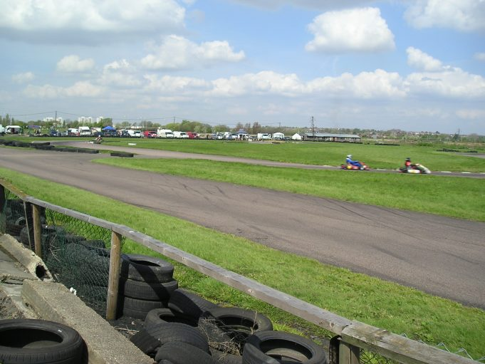 Tilbury Go-Kart track | from John Smith