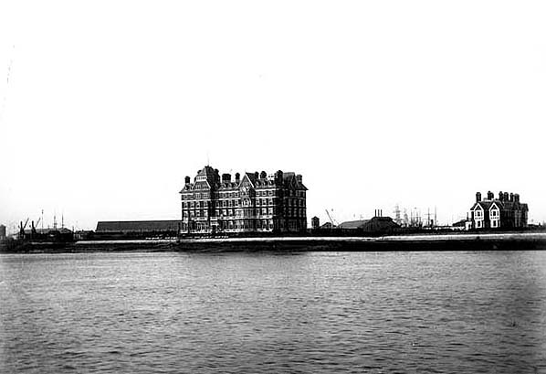 Tilbury Hotel 1880