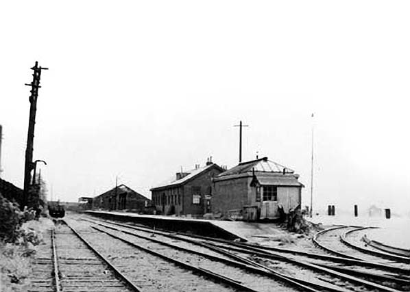 Tilbury Marine Station