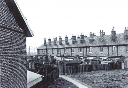 The Railway Cottages