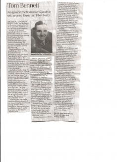 Obituary from Daily Telegraph