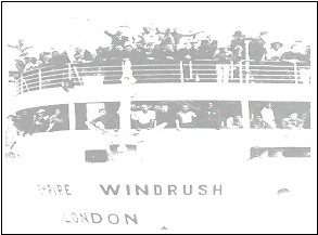 The Empire Windrush | Thurrock Museum