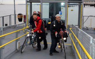 Cycling to Lisbon