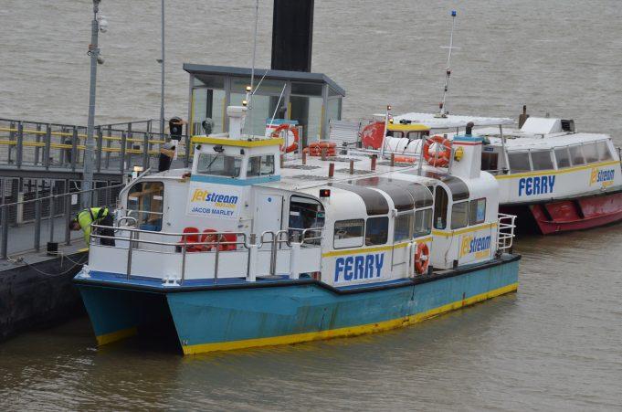 JACOB MARLEY on ferry duties | Jack Willis