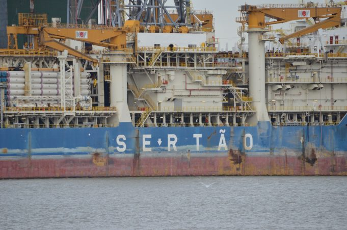 SERTAO on TILBURY P S