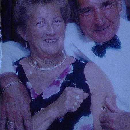 Gladys and Medlock | Bibby Family