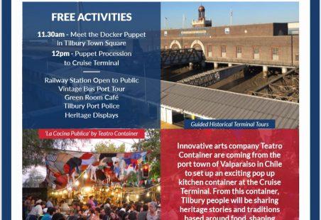 Port of Tilbury Community Open Day