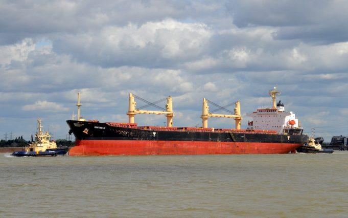 DIMITRIS S on the Thames