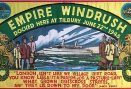 15th - 20th October, 2018: Windrush Exhibition