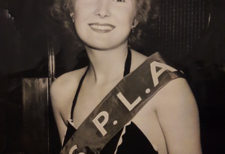 Sybil Mead, Miss PLA, 1958