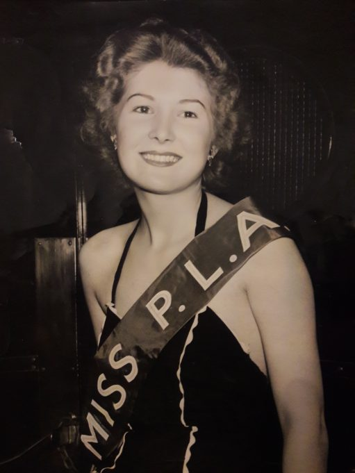 Miss PLA, 1958, Sybil Mead