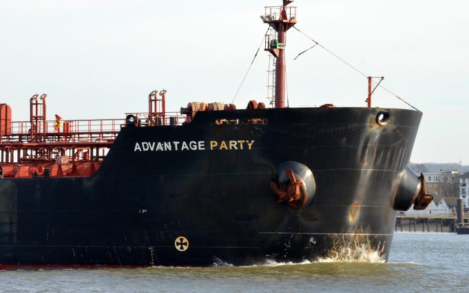 Tanker ADVANTAGE PARTY | Jack Willis