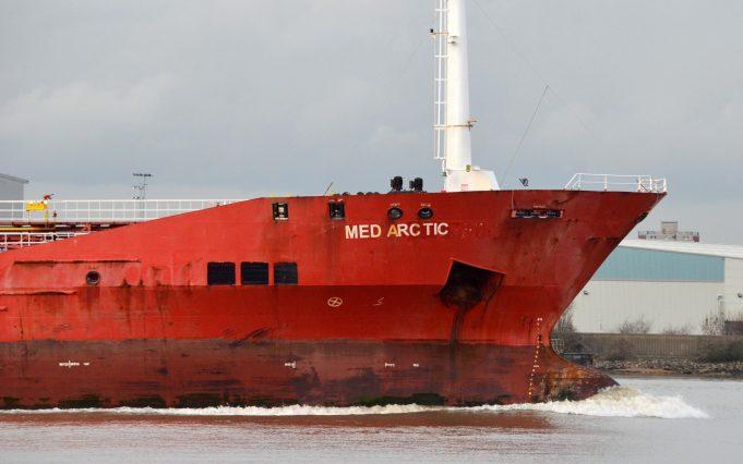 Tanker MED ARCTIC | Jack Willis