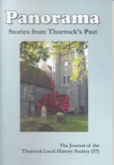 Panorama 57, available at meetings of the Thurrock Local History Society and from Amazon