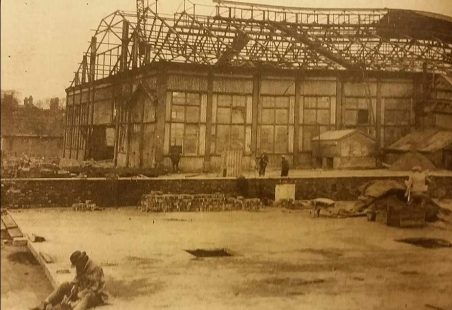 Tilbury Riverside 1930 reconstruction.