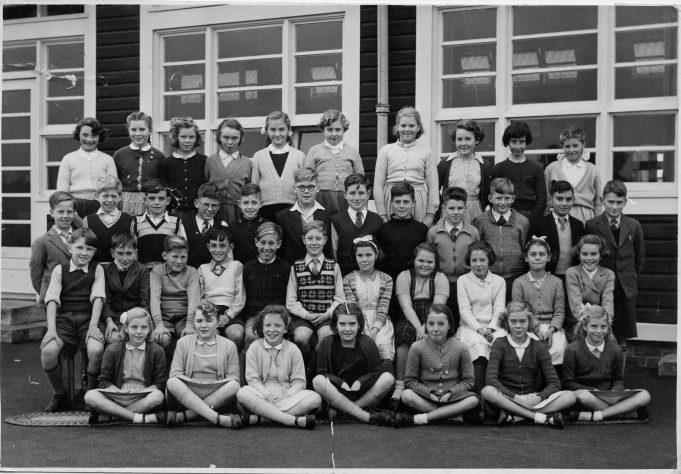Manorway School 1955