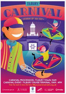 Carnival in Tilbury
