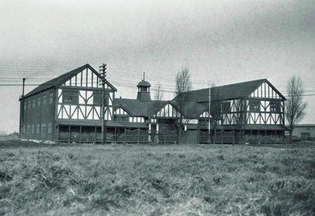 Daisy's canteen Tilbury Docks