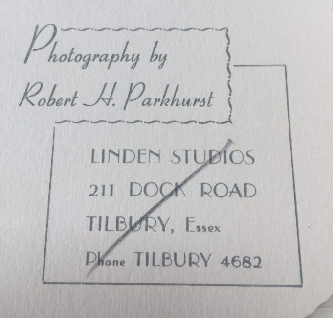 Tilbury Photographers