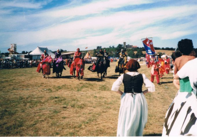 Re-enactment, Elizabeth 1 speech to the troops 1588 | Graham Sutcliffe