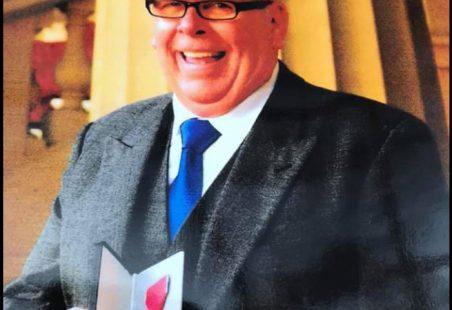 Sad News about Peter Hewitt