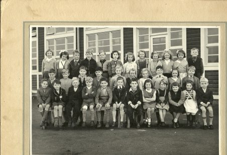 Manorway Primary School 1954-56