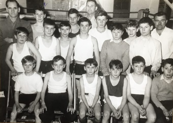 Tilbury Dockers Boxing Club circa 1961/2