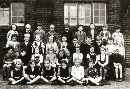 St Mary's, Tilbury, 1953