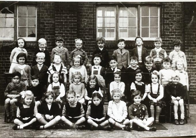 St Mary's Tilbury 1953