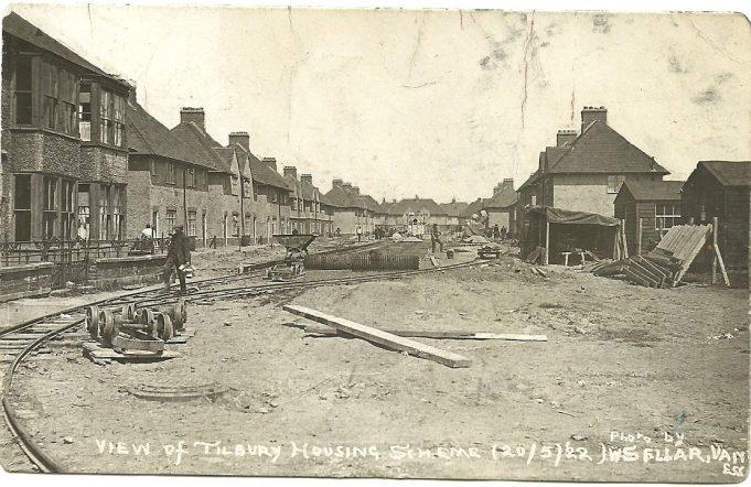 Tilbury Construction Scheme