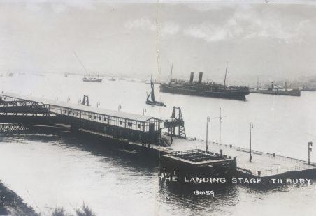 Tilbury Landing Stage