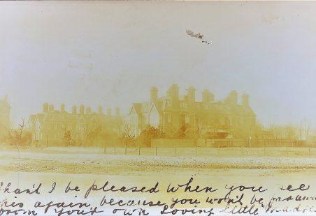 Postcard to R.M.S Orontes