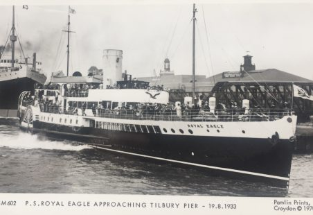 Royal Eagle 1933