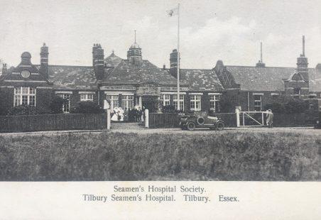 Tilbury Seamen`s Hospital