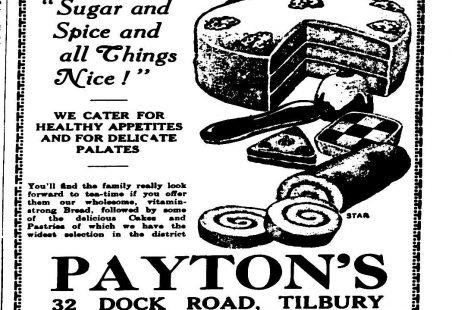 1935 Advert