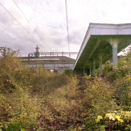 A collection of photos taken in and around Tilbury Riverside Station