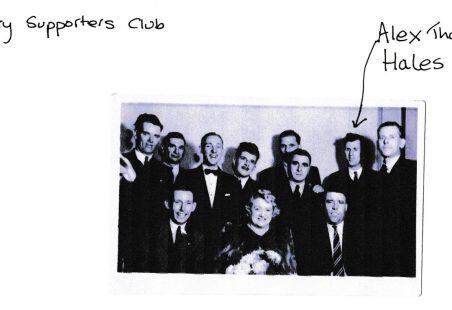 Alex Thomas Hales & the Tilbury Supporters Club