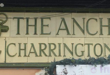 The Anchor Pub Sign